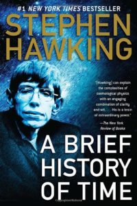 A Brief History of Time by Stephen Hawking