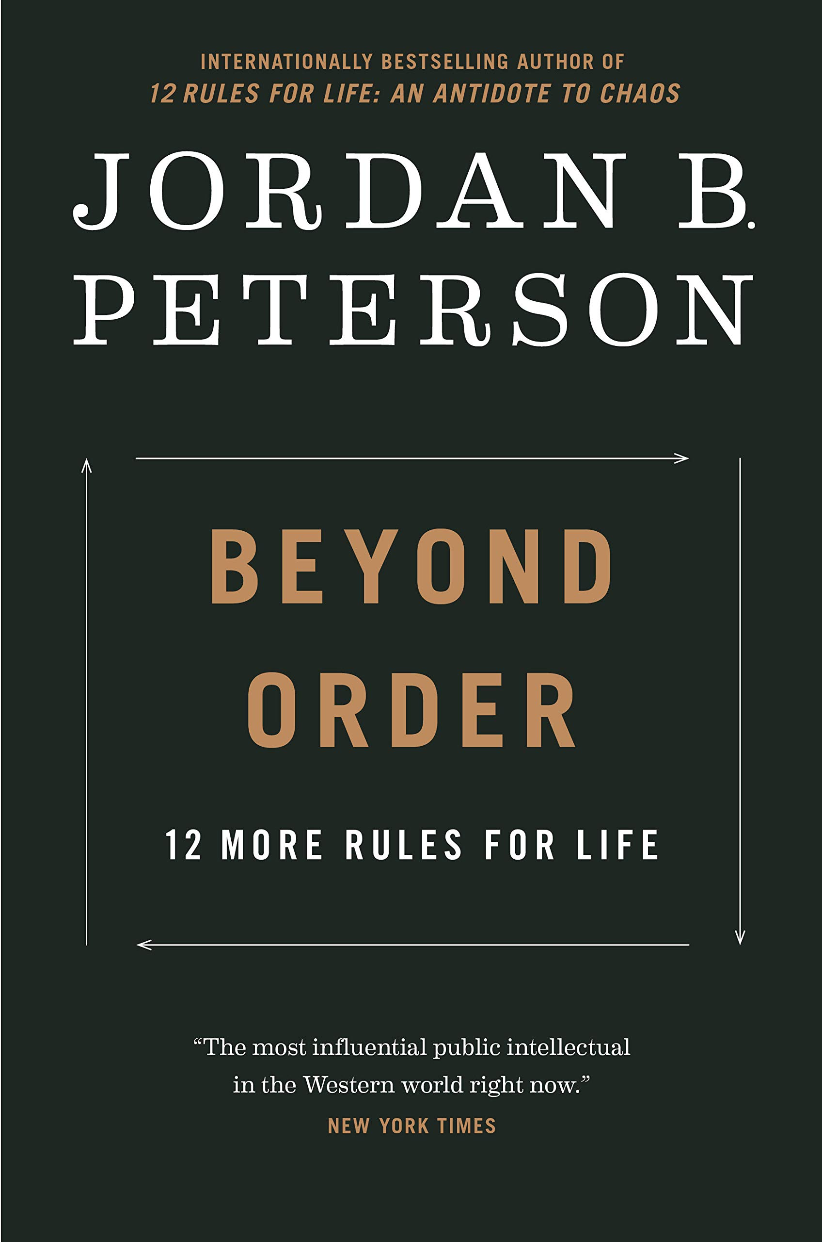 Dr. Jordan Peterson's 42 Rules for Life. The origins to his book 12 Rules for Life: An Antidote to Chaos