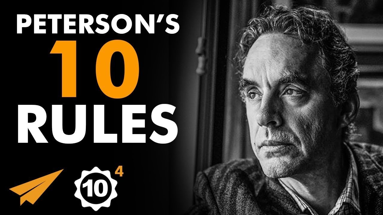 Top Jordan Peterson Video Playlist That Will Make Your Life Better