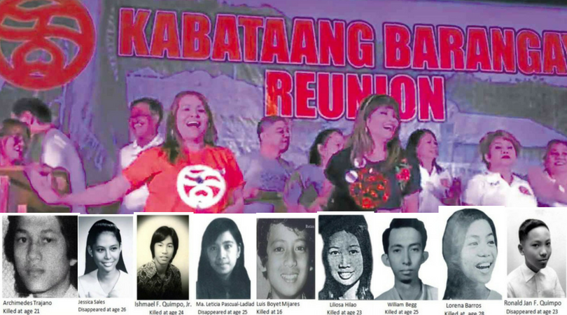 "Why everyone is not pleased about that ""KB Reunion"" in the U.P. Bahay ng Alumni"
