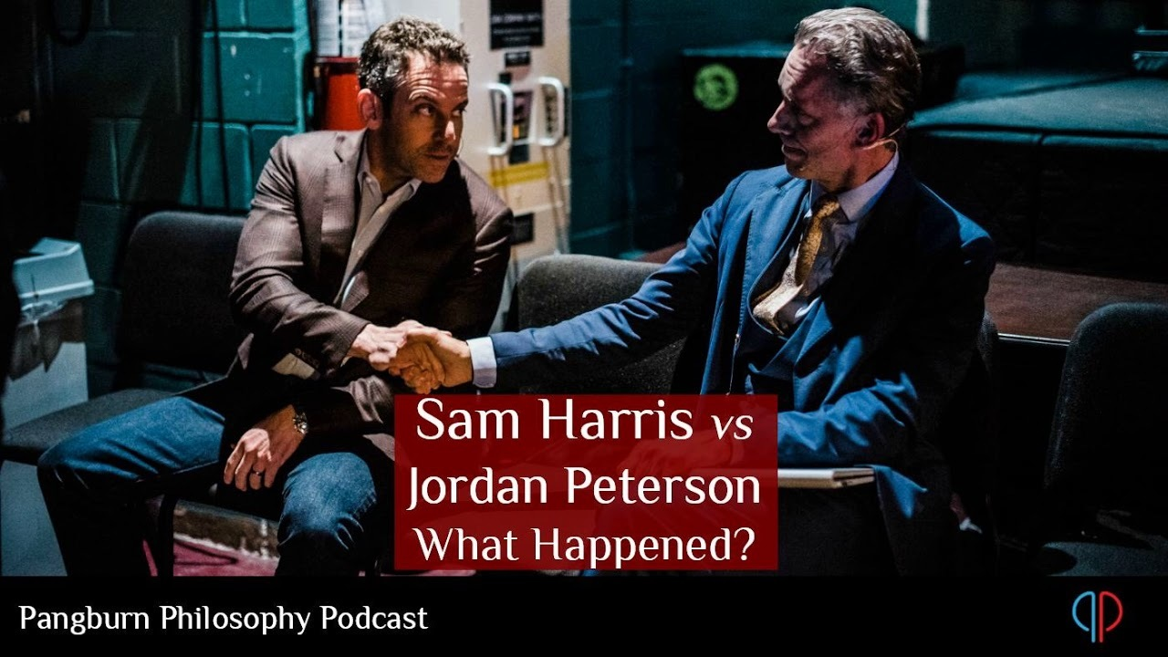 Jordan Peterson And Sam Harris Debates: Complete Edition (4 Videos)