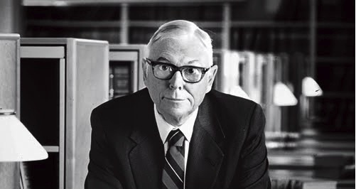 """The Psychology of Human Misjudgment""  by Charlie Munger"