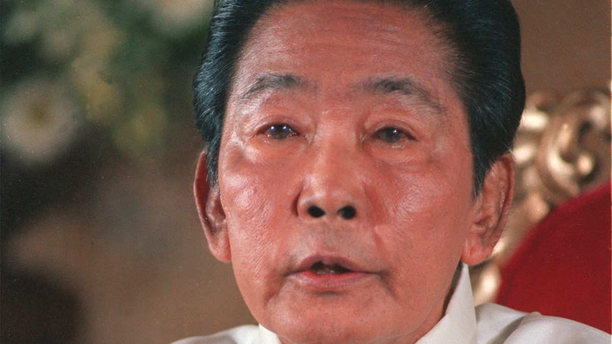 Was Ferdinand Marcos The Best President Of All Time?