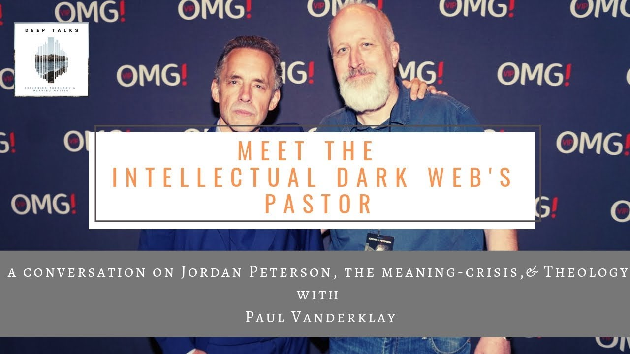 Meet the Intellectual Dark Web's Pastor. Is Jordan Peterson a Christian?