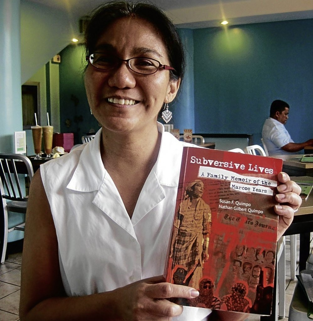 Book on Marcos Martial Law