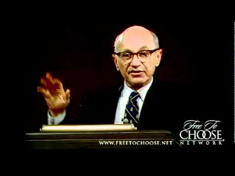 Milton Friedman = The Jordan Peterson of Economics