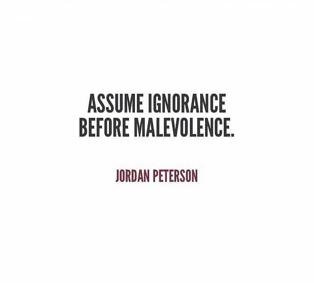 Dr. Jordan B. Peterson's Best Quotes