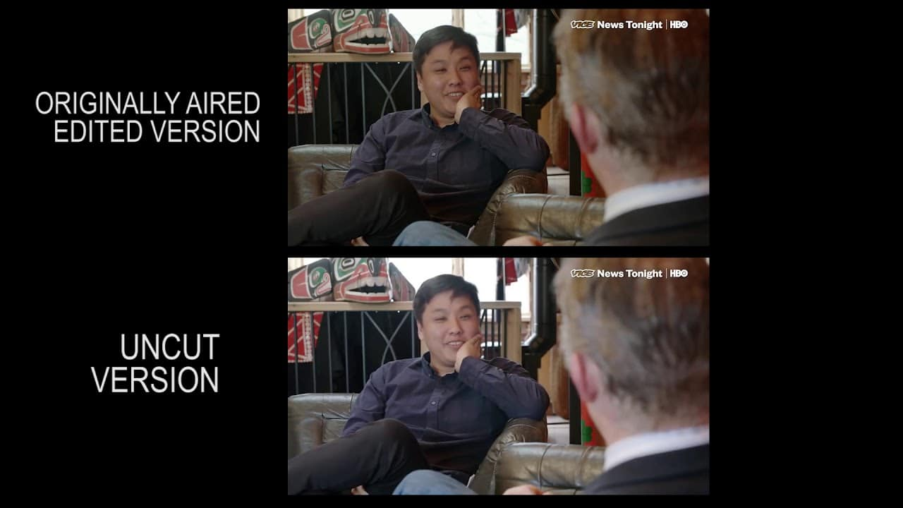 Incredible dishonest cutting & editing of Jordan Petersons Vice interview