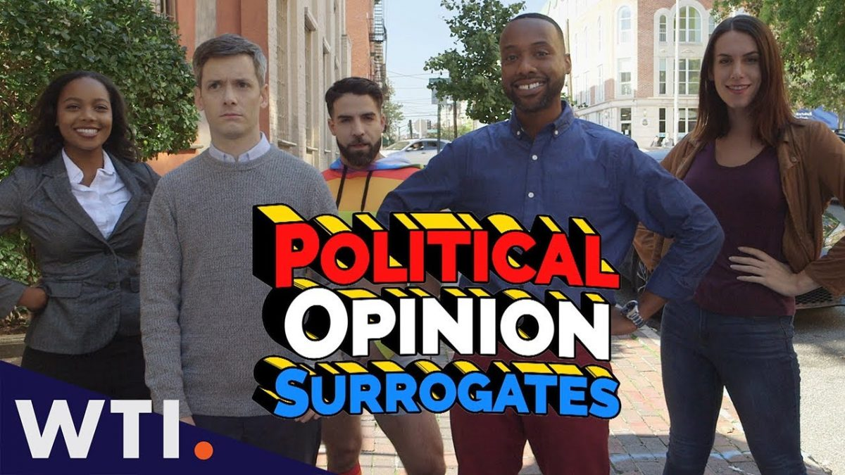 Hire Minorities to express your Minority Opinions | We The Internet TV