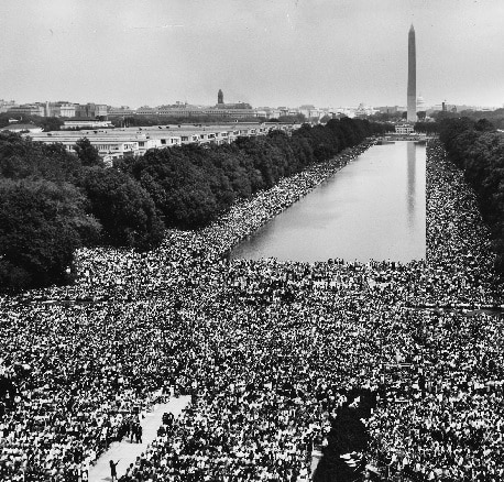 """I Have a Dream,"" Address Delivered at the March on Washington for Jobs and Freedom"