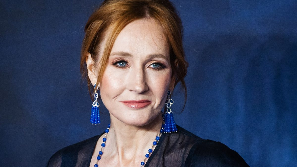 J.K. Rowling Writes about Her Reasons for Speaking out on Sex and Gender Issues