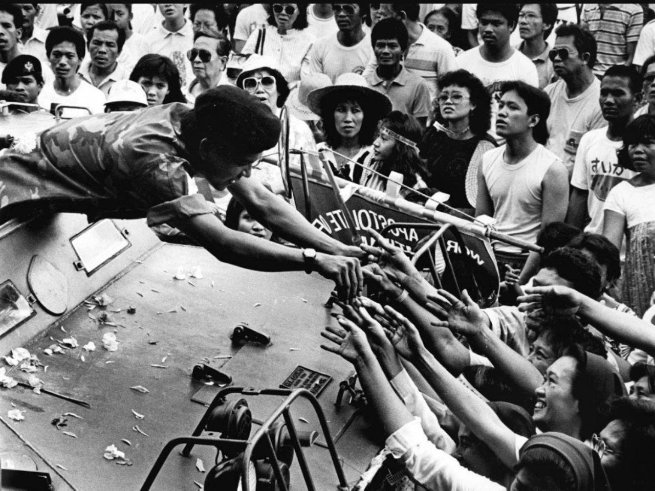 The Seven Mistakes of the Philippines after EDSA People Power of 1986