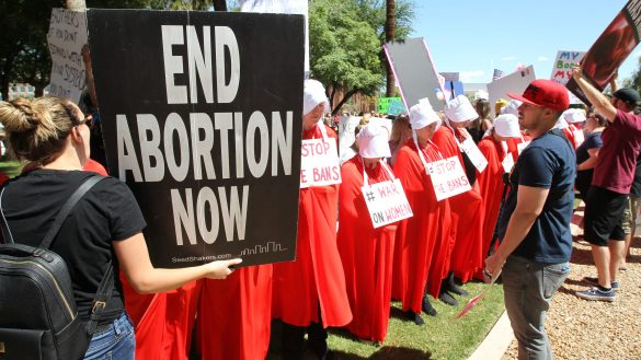 YES, ABORTION IS A HUMAN RIGHTS VIOLATION