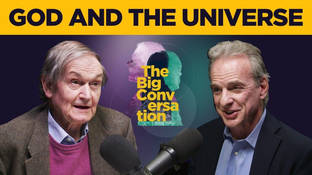 Sir Roger Penrose & William Lane Craig
