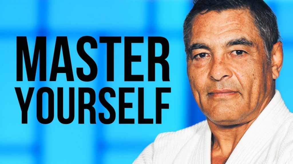 How to Master Your MIND, Body, and Breath to Become A WARRIOR | Jujitsu Legend Rickson Gracie